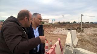 Σκουρλέτης από Μεσολόγγι: Προέχει η καταγραφή των ζημιών ώστε να ξεκινήσουν οι αποζημιώσεις