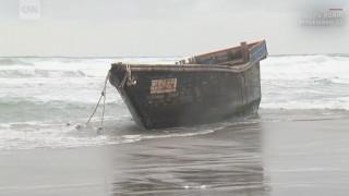 Μυστήριο με τα πλοία – φαντάσματα και τα πτώματα σε αποσύνθεση στις ακτές της Ιαπωνίας