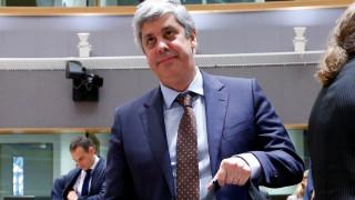 Eurogroup: Νέος πρόεδρος ο Μάριο Σεντένο