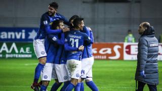 Super League: Τρίποντο με ανατροπή στα Χανιά ο Ατρόμητος