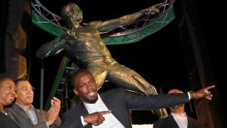 Και άγαλμα πλέον στην Τζαμάικα ο Γιουσέιν Μπολτ (vids)