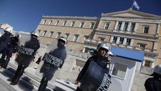 «Φρούριο» η Αθήνα ενόψει της επίσκεψης Ερντογάν και της επετείου Γρηγορόπουλου
