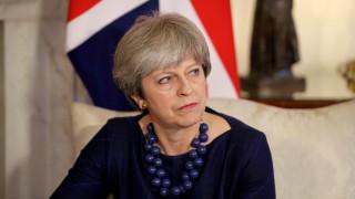 Μέι: Οι συνομιλίες για το Brexit θα ξεκινήσουν εντός της εβδομάδας
