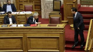 Άγριος καυγάς Γεωργιάδη-Μάρδα-Κυρίτση στη Βουλή