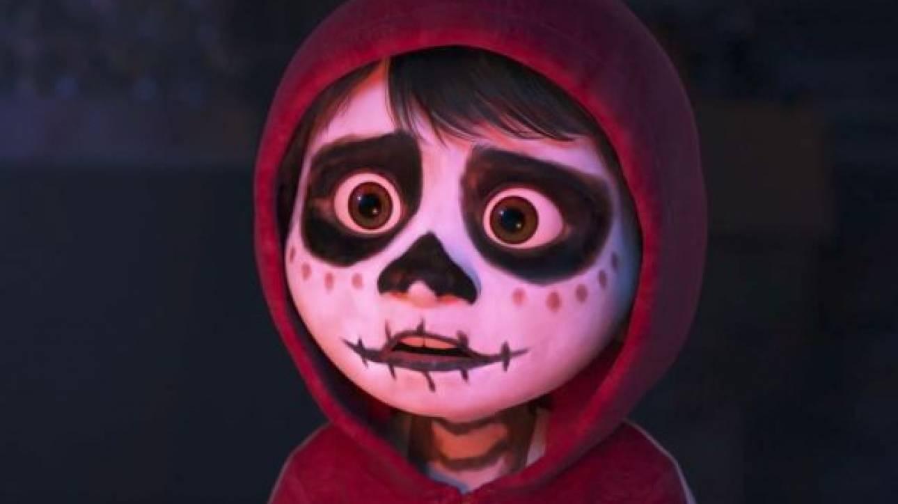 Coco: η υπερεπιτυχία της Pixar που σπάει ταμεία έρχεται από τον κόσμο των νεκρών