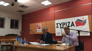 Τους 4+1 πυλώνες της στρατηγικής της κυβέρνησης παρουσίασε ο Δραγασάκης