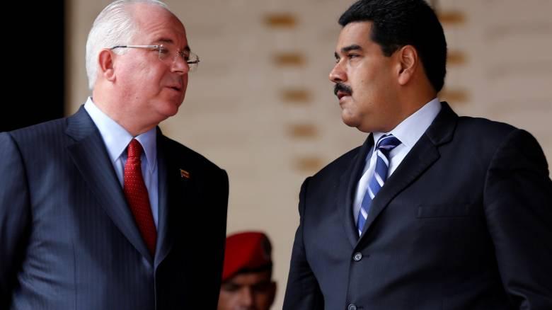 Βενεζουέλα: Παραιτήθηκε από τον ΟΗΕ ο πρώην «τσάρος» του πετρελαίου