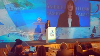 Έλενα Κουντουρά στο CNN Greece: Ρεκόρ για τον τουρισμό το 2017