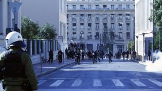 Επεισόδια στη συγκέντρωση για την επέτειο δολοφονίας Γρηγορόπουλου