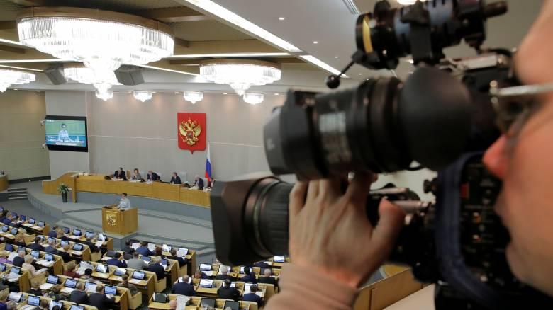 Η Μόσχα κατηγορεί την Ουάσιγκτον για στρατολόγηση Ρώσων δημοσιογράφων