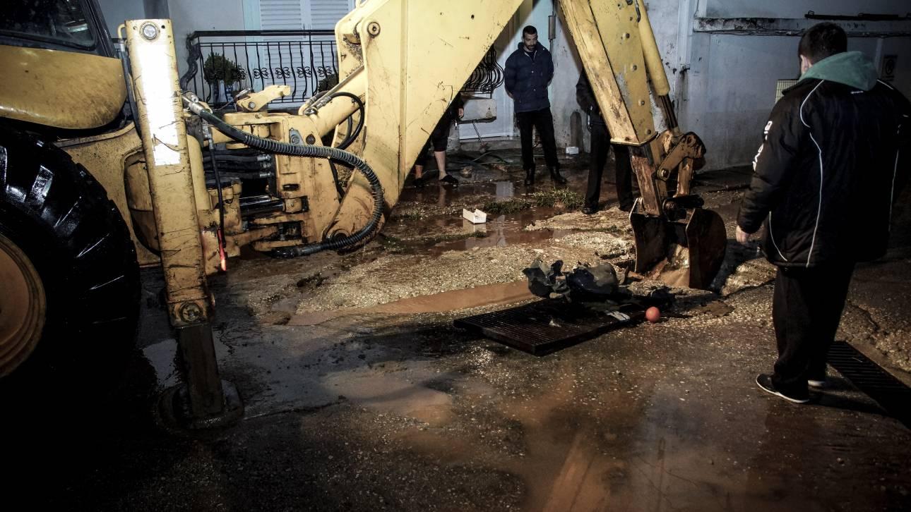 Έκτακτη οικονομική ενίσχυση σε τέσσερις δήμους που επλήγησαν από την κακοκαιρία