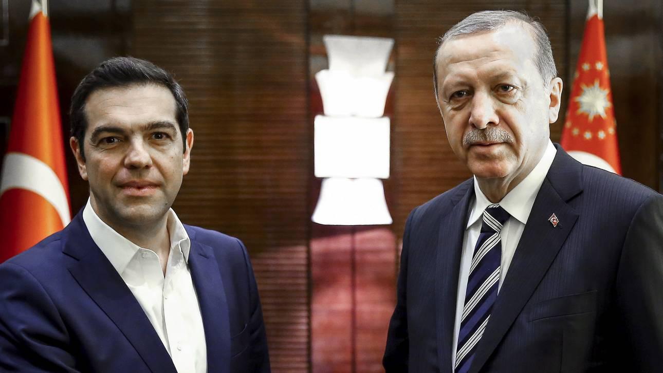 Τι αναμένει η ελληνική κυβέρνηση από την επίσκεψη Ερντογάν
