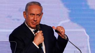 Ο Νετανιάχου χαιρετίζει την απόφαση Τραμπ για την Ιερουσαλήμ