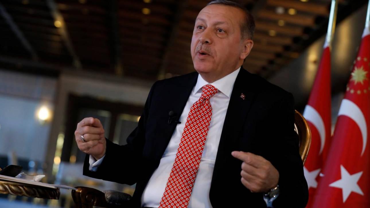 Ερντογάν: «Η Συνθήκη της Λωζάννης χρειάζεται επικαιροποίηση»
