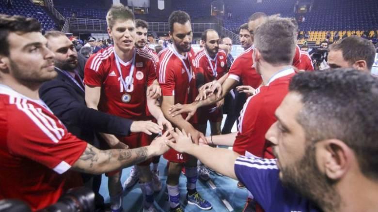 CEV Challenge Cup: Βήμα πρόκρισης για Ολυμπιακό και Φοίνικα