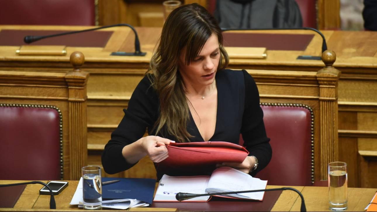 Χωρίς αλλαγές στη Βουλή η τροπολογία για τις απεργίες
