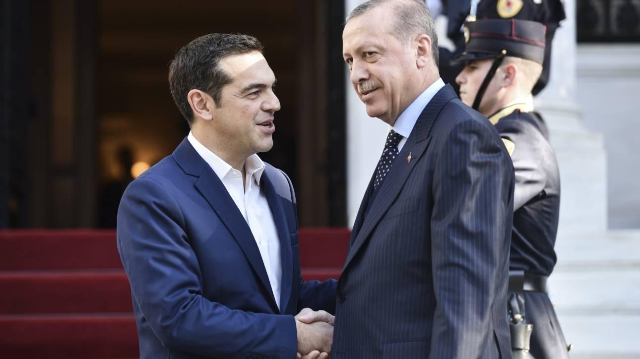 Στην Αθήνα ο Ταγίπ Ερντογάν (liveblog)