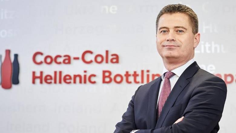 Coca Cola HBC: O Zoran Bogdanovic αναλαμβάνει CEO