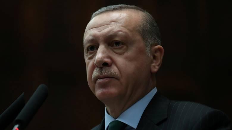 «Τραμπ, τι κάνεις;»: Ο Ερντογάν σχολιάζει την αναγνώριση της Ιερουσαλήμ ως πρωτεύουσα του Ισραήλ