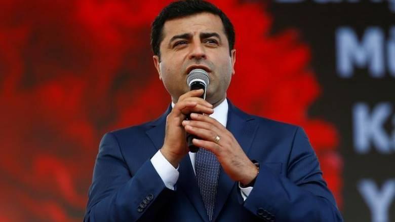 Τουρκία: Ξεκινά σήμερα η δίκη του Σελαχατίν Ντεμιρτάς