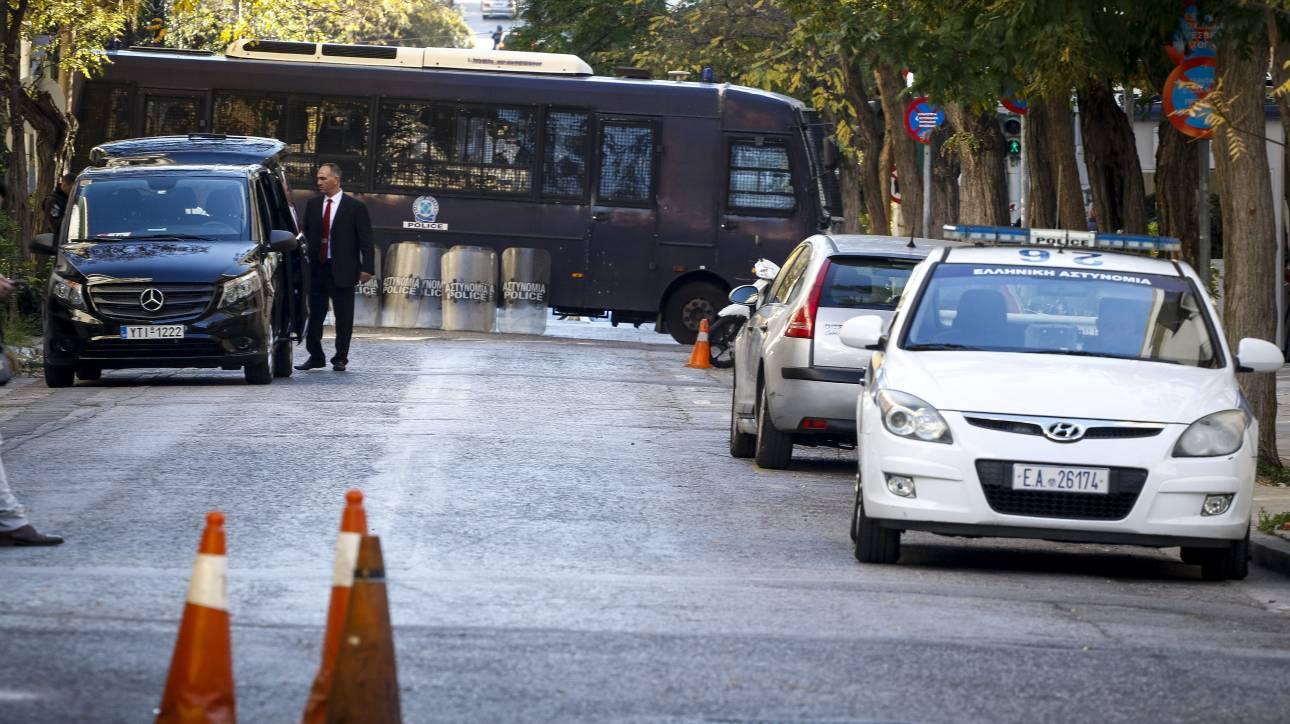 Επίσκεψη Ερντογάν: Οι κυκλοφοριακές ρυθμίσεις για σήμερα Πέμπτη