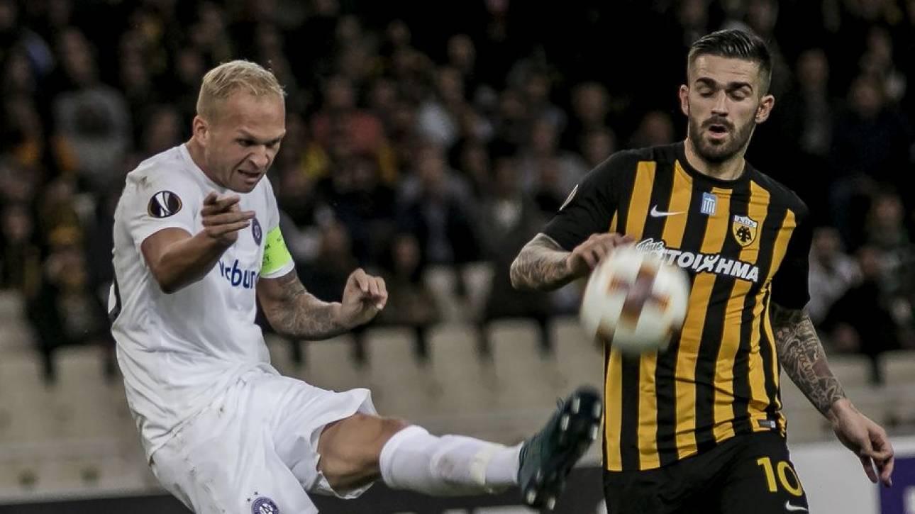 Europa League: Ραντεβού με την ιστορία η ΑΕΚ