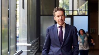 Ντάισελμπλουμ: Με το πρώτο ελληνικό μνημόνιο σώθηκαν οι ξένοι επενδυτές