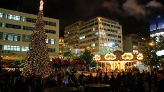 Πειραιάς: Σήμερα η φωταγώγηση του χριστουγεννιάτικου δέντρου - Πρόγραμμα εκδηλώσεων