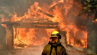 Η Νότια Καλιφόρνια φλέγεται - Σε πύρινο κλοιό το Λος Άντζελες