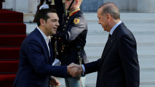 Τσίπρας προς Ερντογάν: Να βρούμε λύσεις σε σύνθετα προβλήματα
