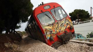 Εκτροχιασμός τρένου στο Κορδελιό: Προσωρινή διακοπή στη σιδηροδρομική γραμμή Θεσ/νίκη-Αλεξανδρούπολη