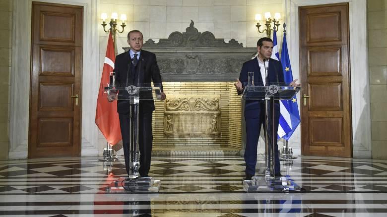 Τσίπρας: Θεμέλιος λίθος για τις σχέσεις Ελλάδας-Τουρκίας η Συνθήκη της Λωζάννης