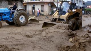 Σε ενέργειες αποτροπής νέων πλημμυρών προχωρά η περιφέρεια Κ. Μακεδονίας