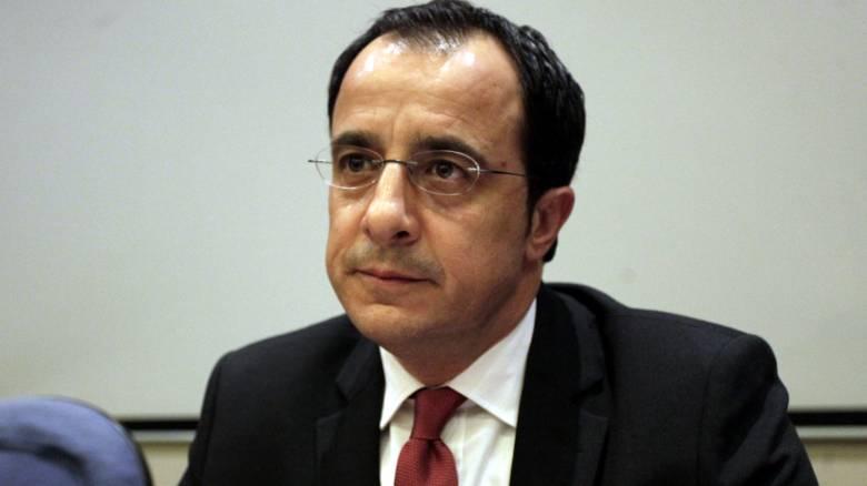 Χριστοδουλίδης: Δεν είναι προς την ορθή κατεύθυνση η δήλωση Ερντογάν για τη Συνθήκη της Λωζάννης