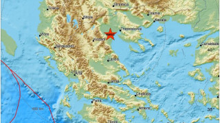 Σεισμός κοντά στο Αιγίνιο Πιερίας