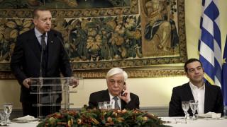 Επίσκεψη Ερντογάν: Η επικίνδυνη αποστολή Τσίπρα και Παυλόπουλου
