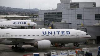 Η United Airlines τίμησε βετεράνο πεζοναύτη δίνοντας το όνομά του σε ένα jet της