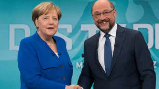 Γερμανία: Την Τετάρτη το ραντεβού Μέρκελ-Σουλτς για να αρθεί το πολιτικό αδιέξοδο