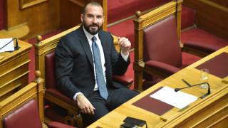 Τζανακόπουλος: Ανάγκη η χώρα μας να τείνει χείρα φιλίας προς την Τουρκία