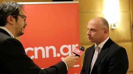 Μιχάλης Ανδρεάδης στο CNN Greece: Ελκυστική η Ελλάδα για ξένους επενδυτές