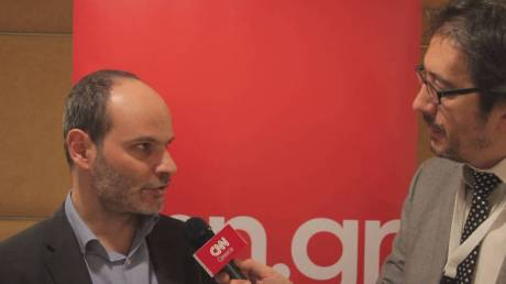 Φραγκίσκος Κουτεντάκης στο CNN Greece: Μετά την αξιολόγηση, ελάφρυνση του χρέους