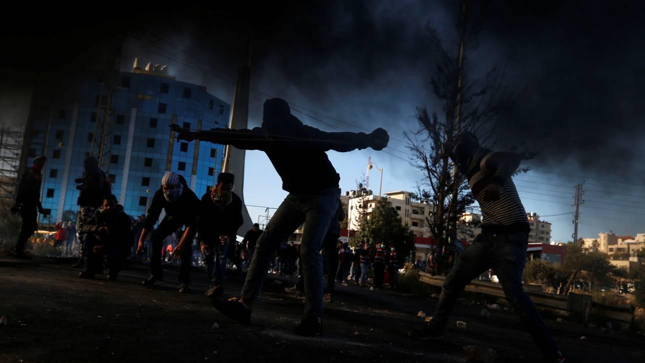 «Φλέγεται» η Μέση Ανατολή μετά την αναγνώριση της Ιερουσαλήμ ως πρωτεύουσα του Ισραήλ