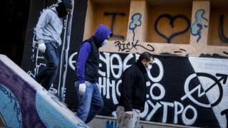 Κατάληψη Καλλιδρομίου: Το κτίριο μετατράπηκε πάλι σε αποθήκη μολότοφ και εμπρηστικών μηχανισμών
