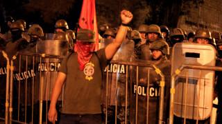 Ονδούρα: Ακύρωση των προεδρικών εκλογών ζητάει η αντιπολίτευση - Νέες διαδηλώσεις
