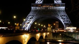 H Γαλλία αποχαιρετά τον Τζόνι Χάλιντεϊ