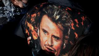 Τζόνι Χαλιντέι: Τελευταίο αντίο στο αστέρι της ροκ (pics)