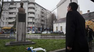 Το μνημείο του Ελευθερίου Βενιζέλου στο Βελιγράδι επισκέφτηκε ο Αλέξης Τσίπρας (pics)