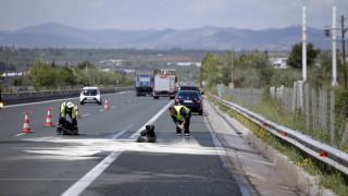 Σκοτώθηκε 24χρονη σε τροχαίο δυστύχημα στην Αττική οδό
