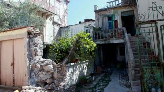 Τρεις δόσεις ΕΝΦΙΑ πρέπει να πληρώσουν οι σεισμοπαθείς της Μυτιλήνης