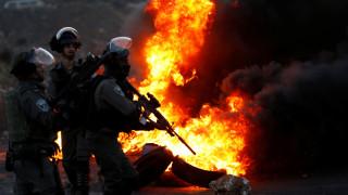 Άγριες συγκρούσεις διαδηλωτών με τις ισραηλινές δυνάμεις στην Ιερουσαλήμ (pics&vids)